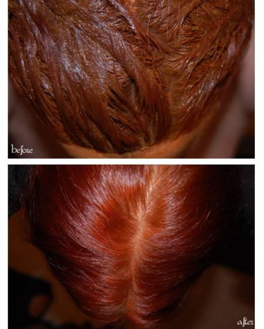 Как луковой шелухой можно красить волосы?