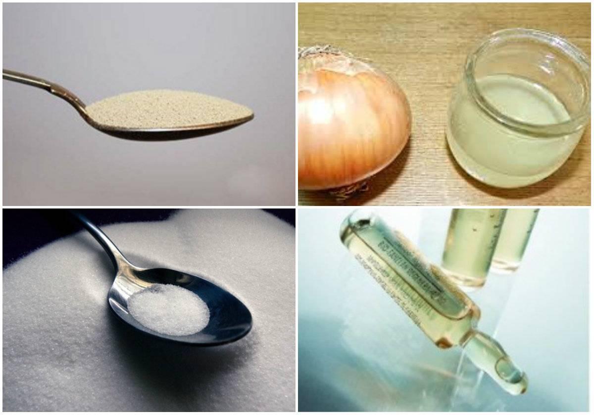 Дрожжевые маски для волос в домашних условиях: рецепты для роста, густоты, от выпадения