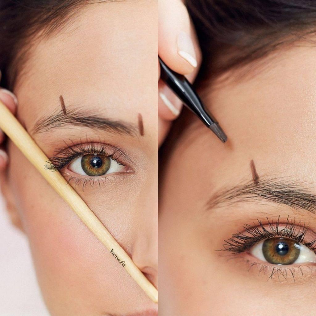 Как сделать брови выразительнее кейсы для хранения косметики купить