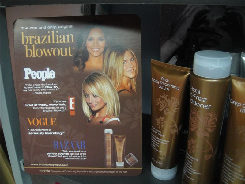 Бразильское выпрямление волос – плюсы и минусы, фото до и после, обзор процедуры