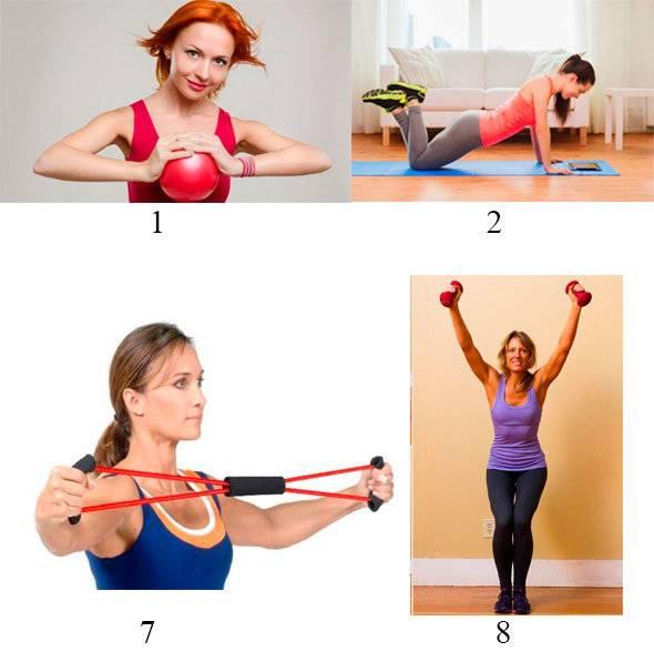 Как сделать грудь упругой в домашних условиях: лучшие средства и упражнения