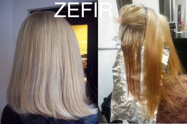 Тонирование русых волос — фото результатов окрашивания