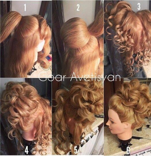 Прически с локонами на длинные и средние волосы с фото