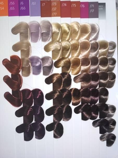 Estel princess essex (эстель принцесс эссекс). палитра цветов, фото краска для волос, как пользоваться, отзывы