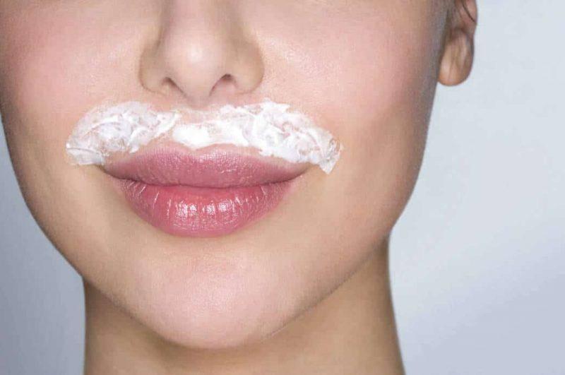 Как удалить усики над верхней губой? обзор методов депиляции и эпиляции