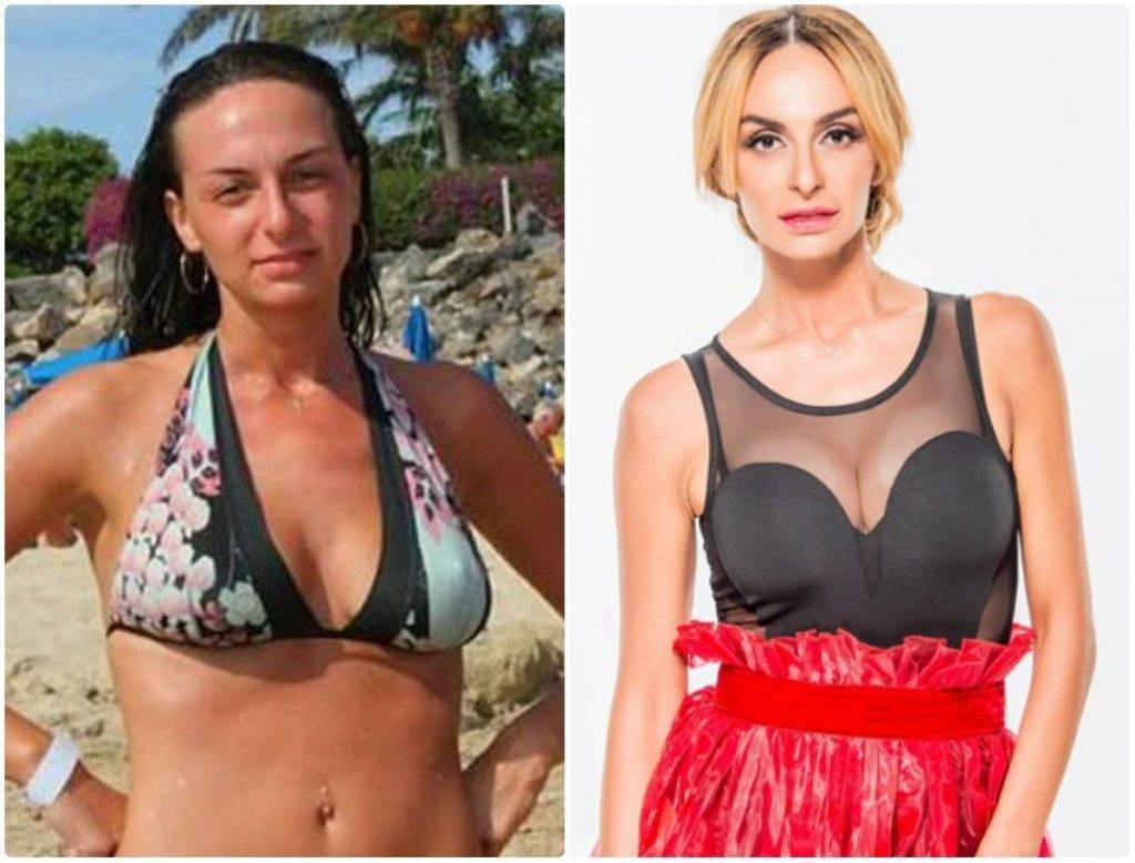Екатерина варнава в молодости до и после пластики и похудения, пластические операции, новости и фото 2020