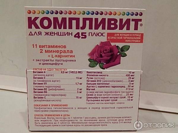 Витамины для женщин до 30 лет: какие лучше