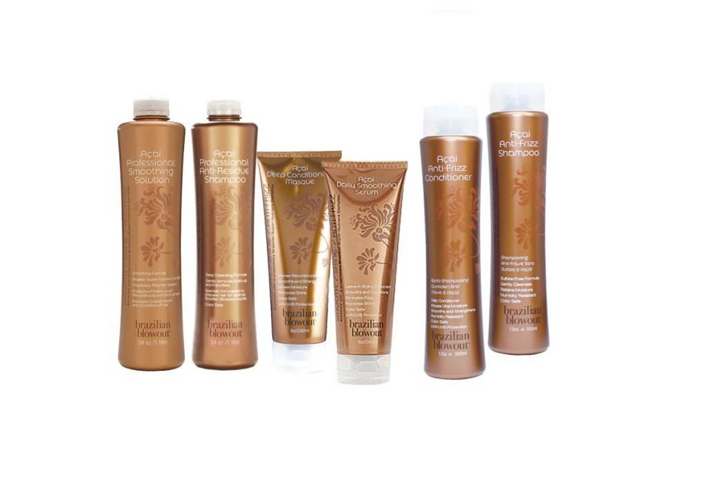Бразильское выпрямление волос brazilian blowout: отзывы косметологов :: syl.ru