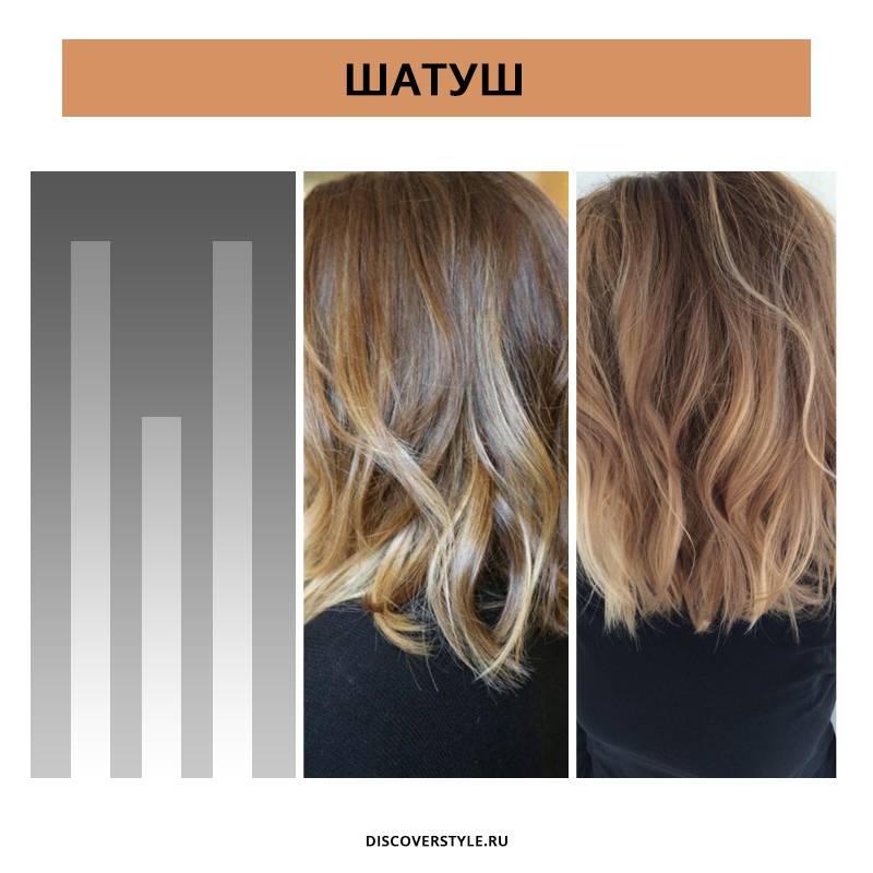 Шатуш (55 фото): что это такое? чем покраска в стиле шатуш отличается от мелирования? окрашивание длинных и коротких волос, отзывы
