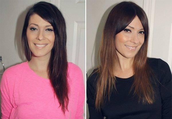 Лучшее решение для не кардинальной смены имиджа или почему модницы выбирают брондирование на темные волосы?