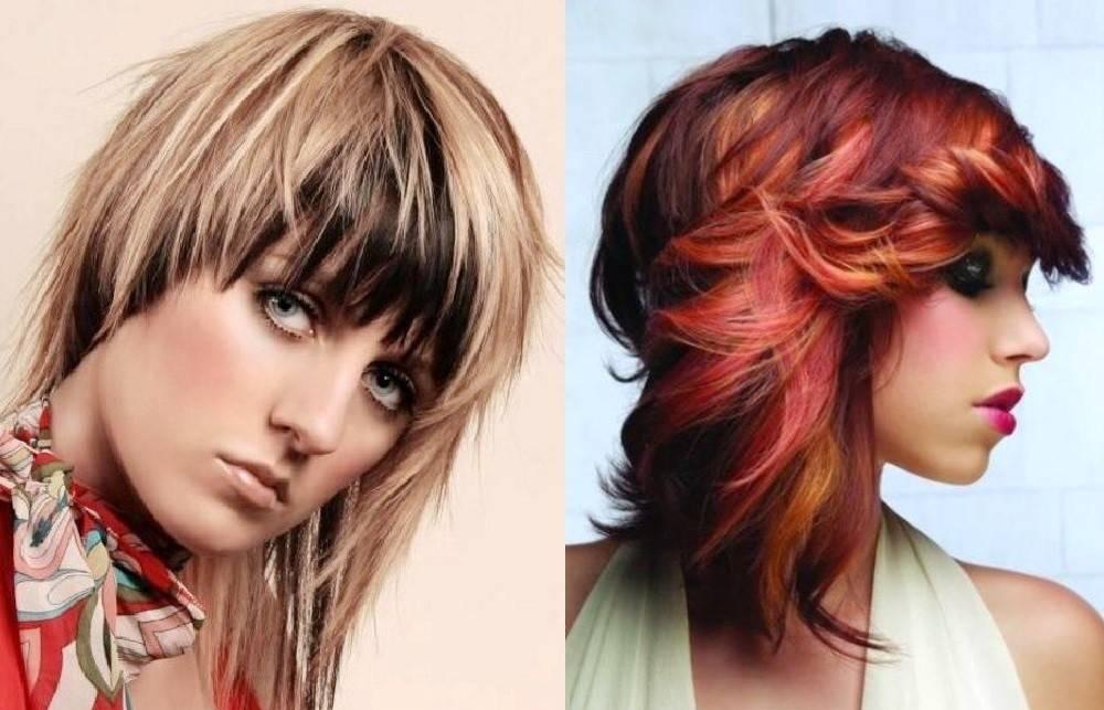 Колорирование на темные волосы: какие оттенки выбрать, фото и виды покраски