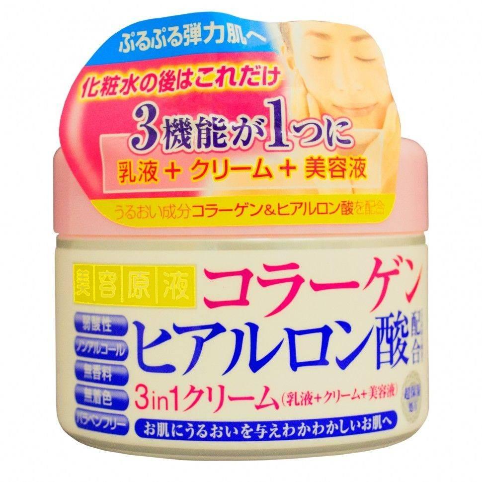 Крем для лица с гиалуроновой кислотой: обзор брендов