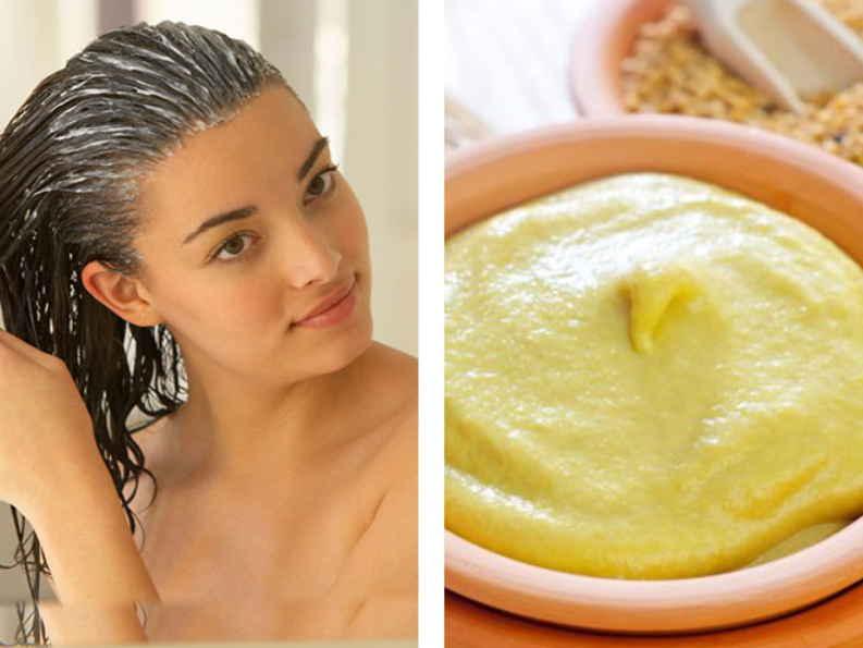 Горчица для роста волос: лучшие рецепты и рекомендации по применению