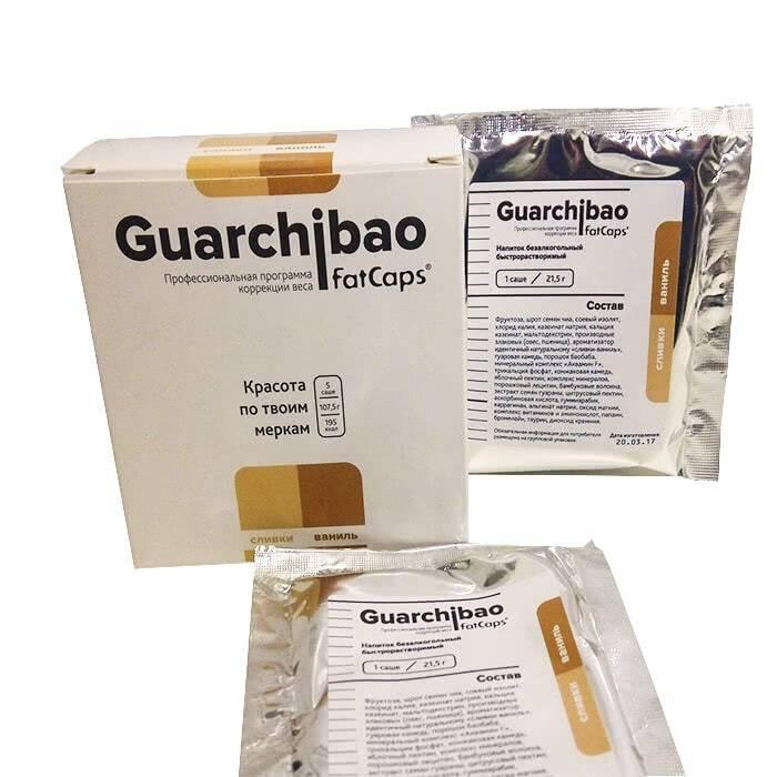 Отзывы о средство для похудения гуарчибао guarchibao, стр. 2