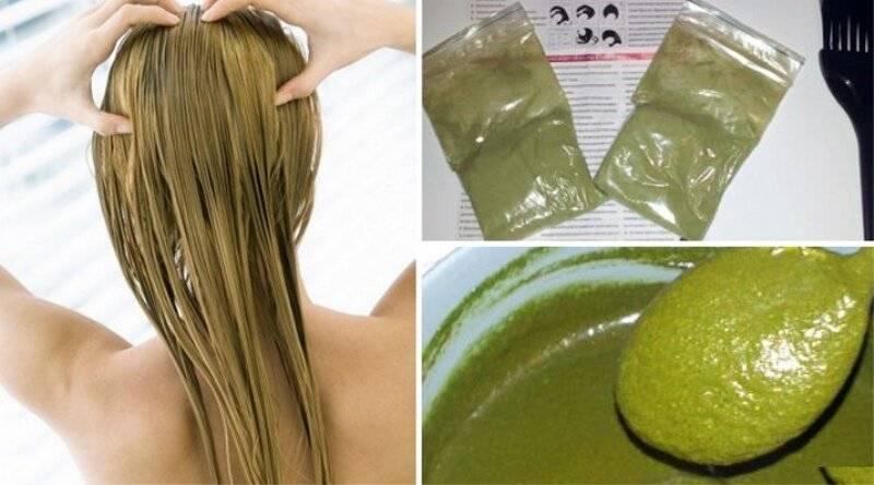 Маска для обесцвеченных волос