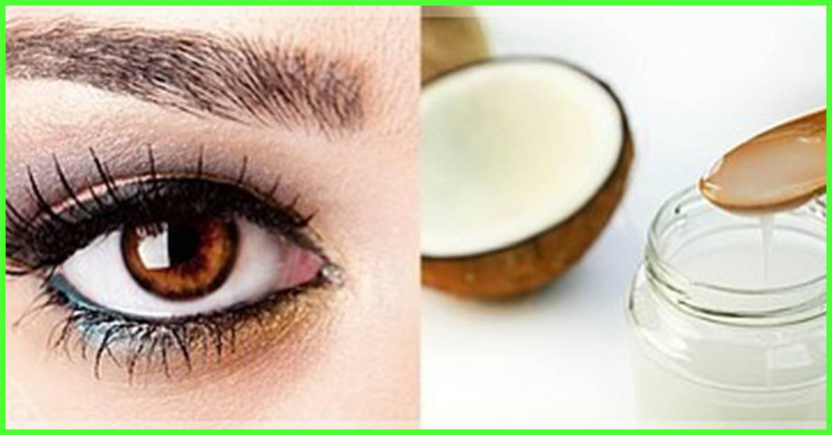 Способы применения кокосового масла для ресниц и бровей: отзывы и рекомендации