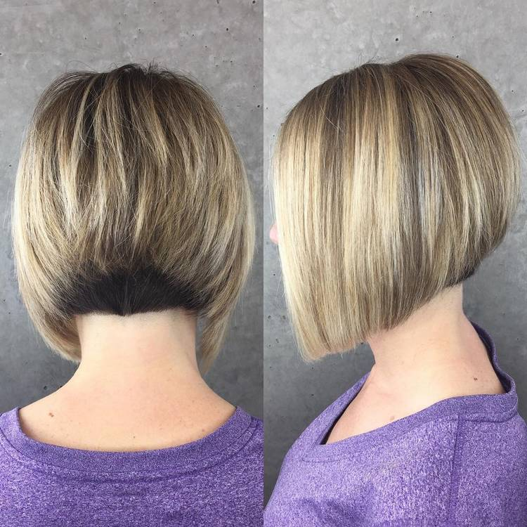 Стрижка боб для коротких волос (57 фото)