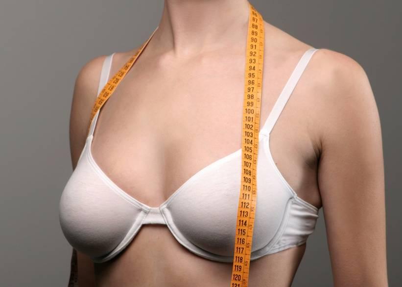 Какие бывают виды и формы женской груди: размеры, типы сосков, идеальный бюст