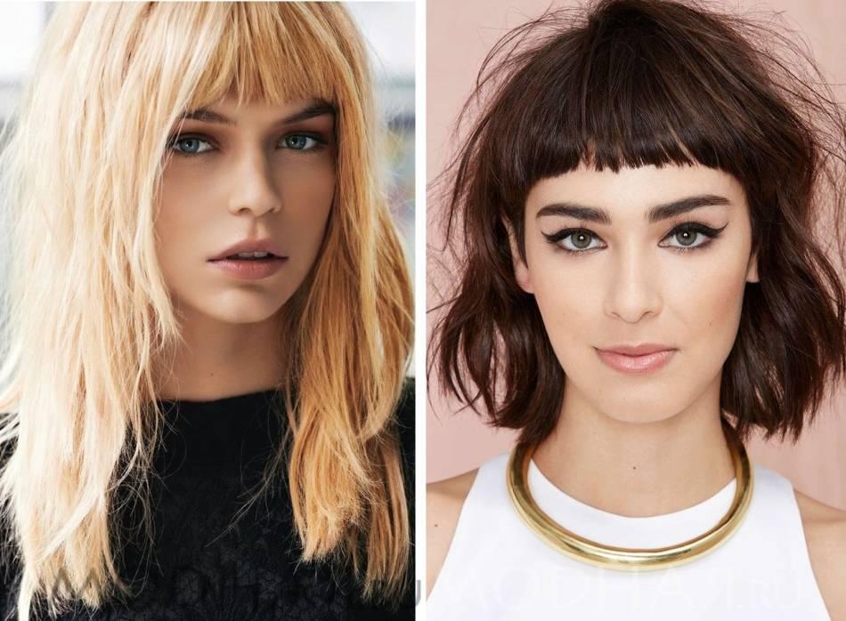 Стрижки на средние волосы: модные тенденции на 2021 год