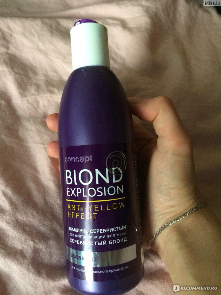 Шампунь от желтизны волос оттеночный и фиолетовый – как использовать и как выбрать лучший