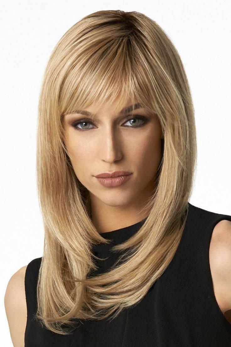 Женские стрижки на длинные волосы 2021 году