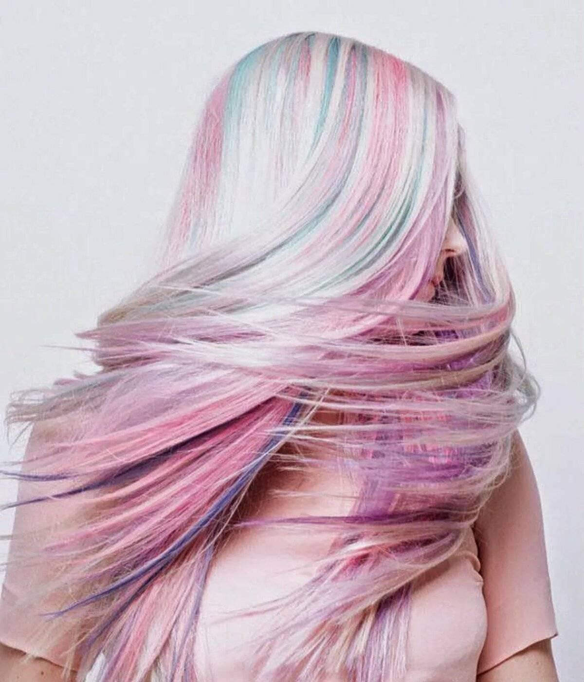 Розовая краска: трендовые и женственные оттенки