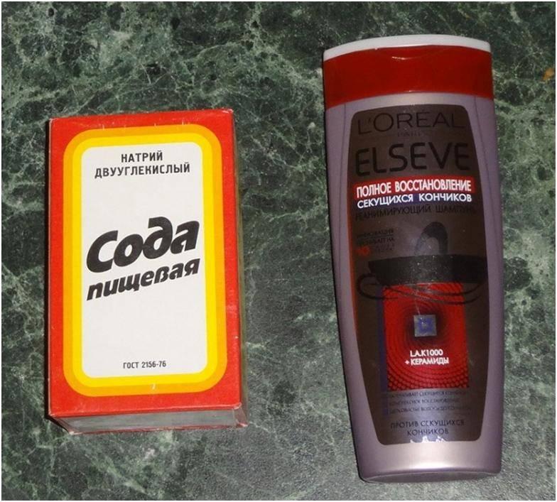 Лучшие методы смывки для волос в домашних условиях