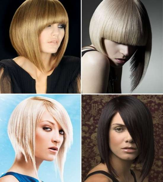 Особенности каре блонд