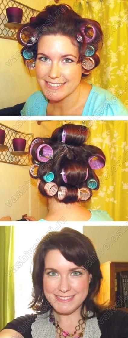 Бигуди для длинных волос: как не допустить ошибку?