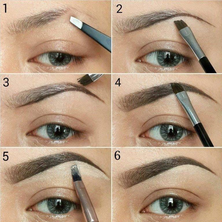 Основы макияжа для начинающих визажистов и для себя: пошагово+ видео уроки