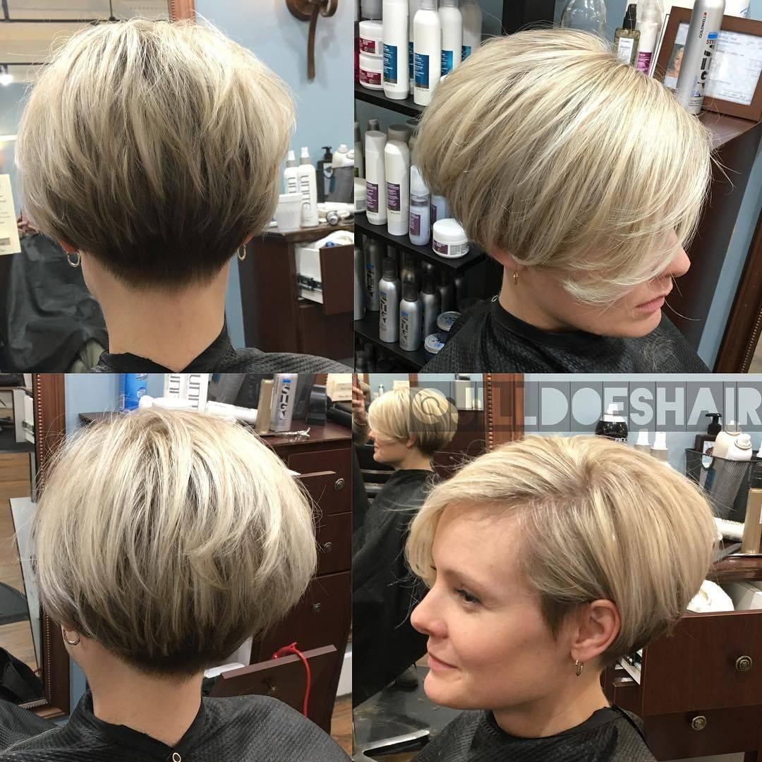 Стрижка каре на короткие волосы и среднюю длину: 76 фото, видео - voloslekar.ru