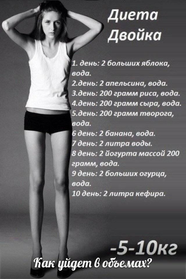 Как без вреда для здоровья похудеть на 10 кг за месяц?