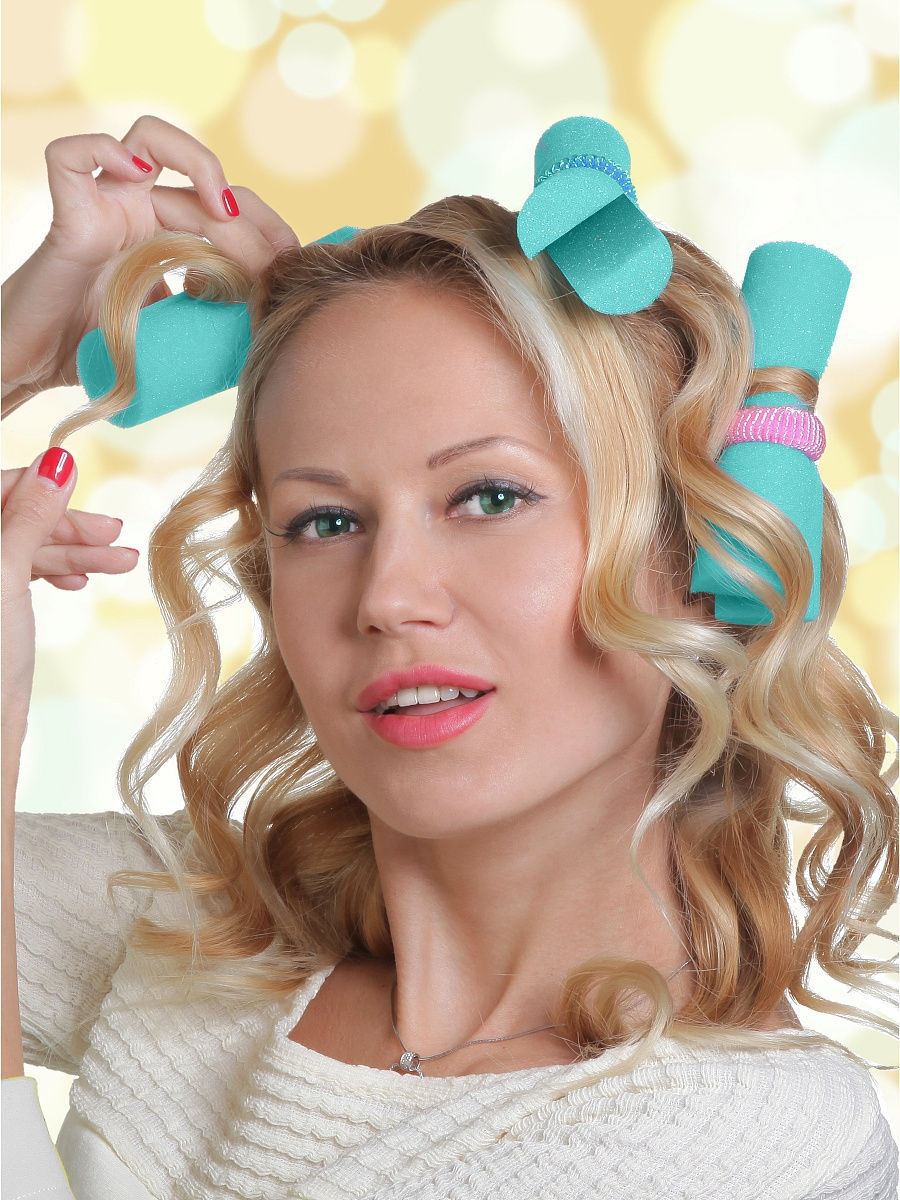 Дельные советы: как правильно накрутить на бигуди волосы, чтобы они долго держались и выглядели красиво?