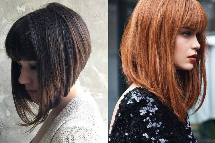 Стрижки до плеч (74 фото): модные новинки для женских волос до плеч. как подстричь прямые волосы средней длины? красивые объемные прически