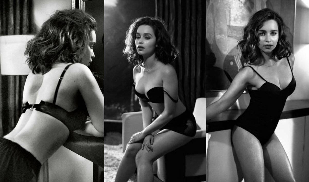 Emilia Clarke Cameltoe