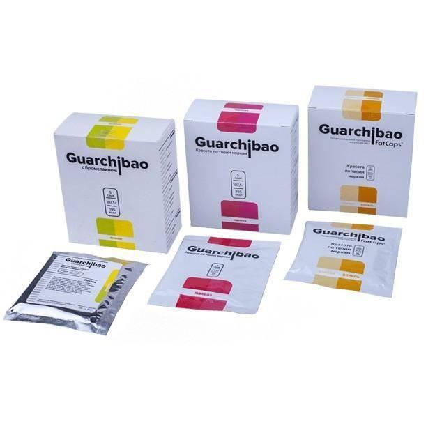 Гуарчибао для похудения — реальные отзывы врачей и покупателей