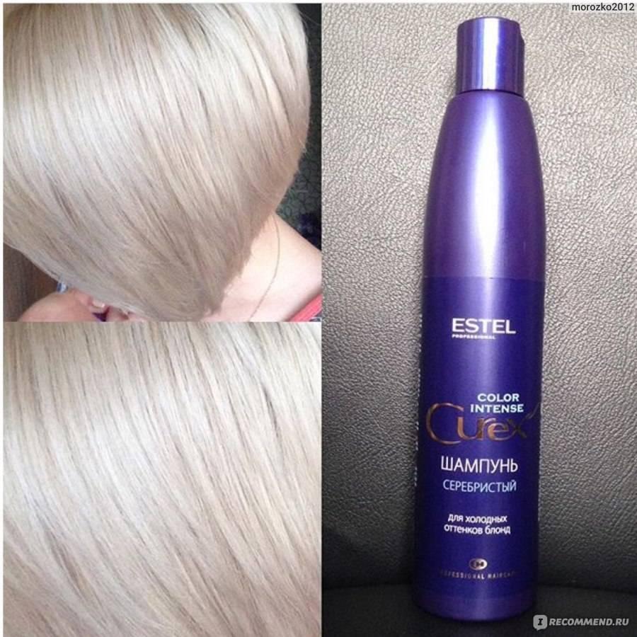 Оттеночные шампуни для волос — лореаль, эстель, капус, ирида, роколор и другие