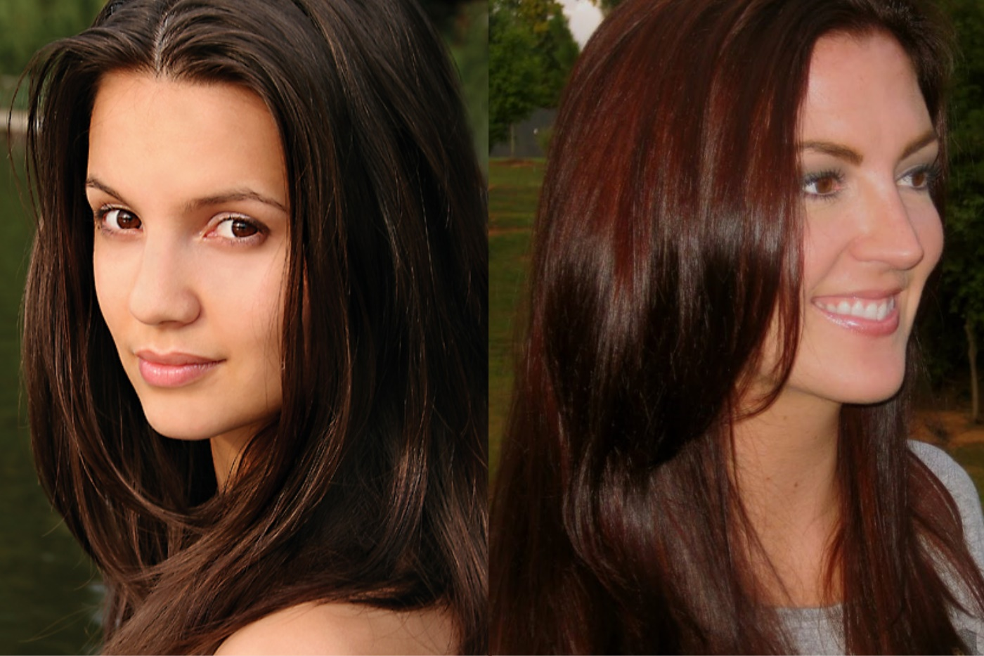 Каштановый цвет волос: 40 стильных фото-оттенков, как выбрать свой