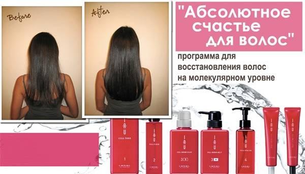 Преображение волос с фитоламинированием от японского бренда «lebel»