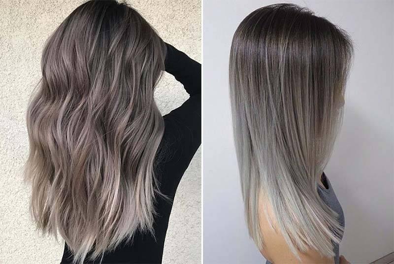 Как сделать омбре на русые волосы длинные, средние и короткие фото - уход за волосами
