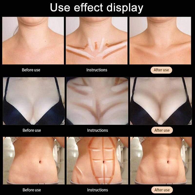 Скульптурирование груди. что нужно знать о контурировании груди. что понадобится для контуринга груди