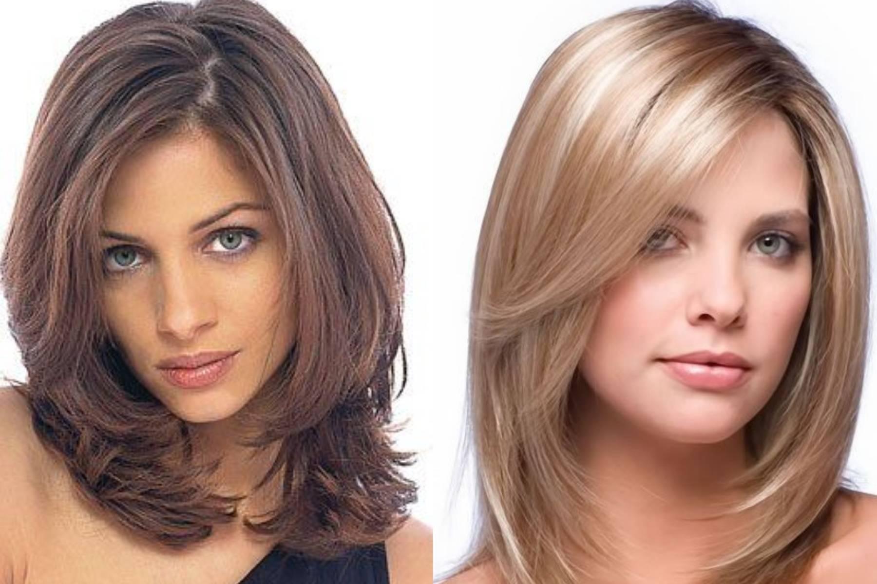 Стрижки на длинные волосы: 100 фото с новинками женских стрижек