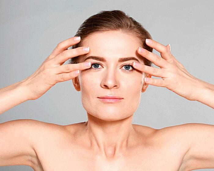 Упражнения от морщин вокруг глаз: гимнастика, как делать
