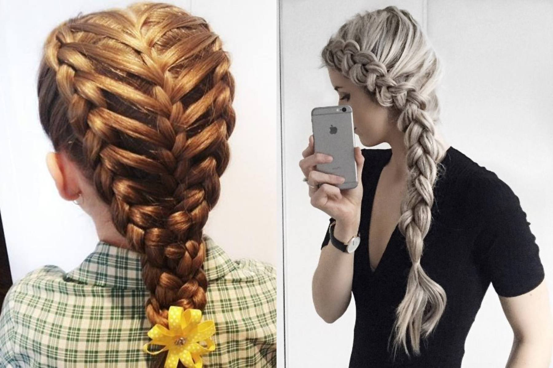 Прически косы на средние волосы — топ 10 лучших вариантов с фото