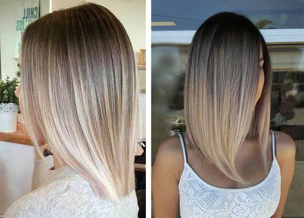 Каре на русые волосы: особенности и интересные варианты