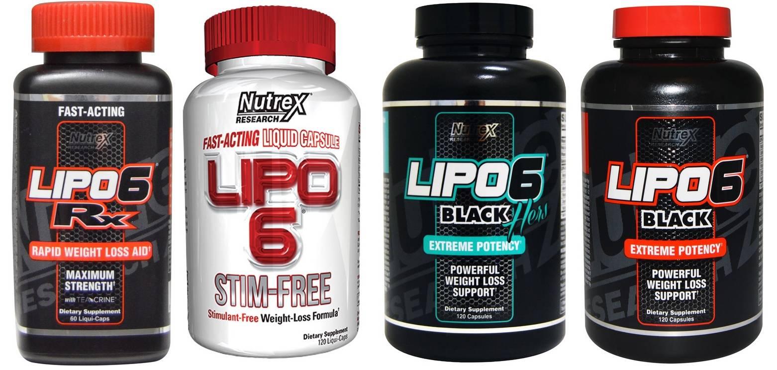 Жиросжигатель для женщин липо-6 блэк херс. nutrex lipo-6 black hers: отзывы, цена, где купить, инструкция по применению
