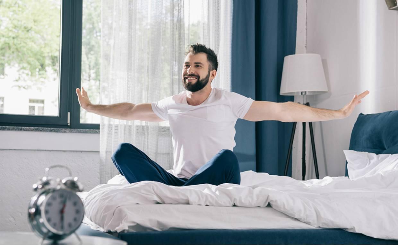 Бодрость с утра: как проснуться утром и быть бодрой целый день