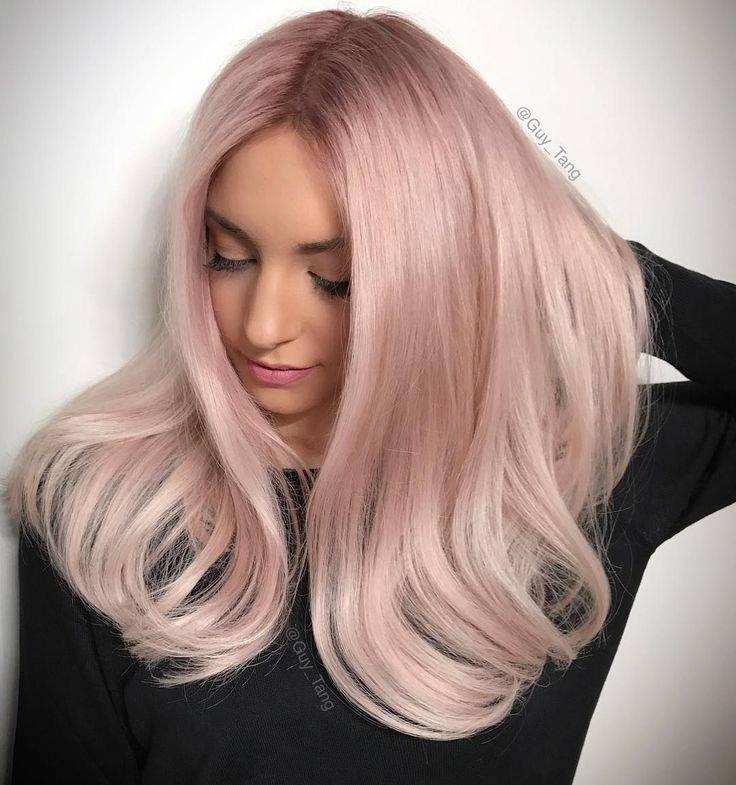 Холодные оттенки краски для волос. палитры брендов лореаль, эстель, гарньер, палетт, матрикс, шварцкопф, капус, лонда, игора. фото на волосах