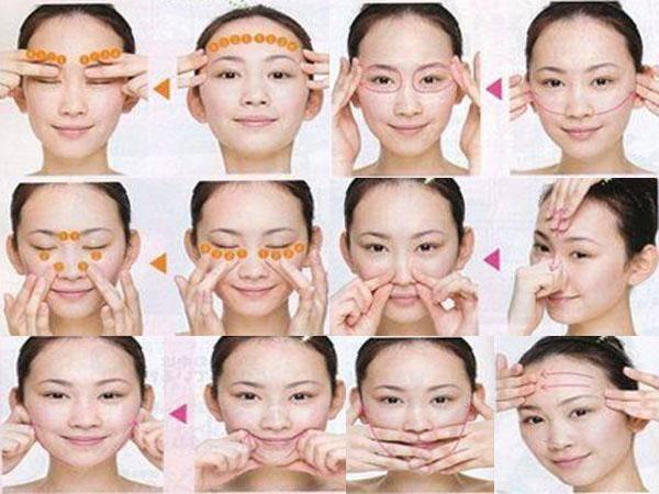 Японский массаж лица асахи zogan - стань на 10 лет моложе