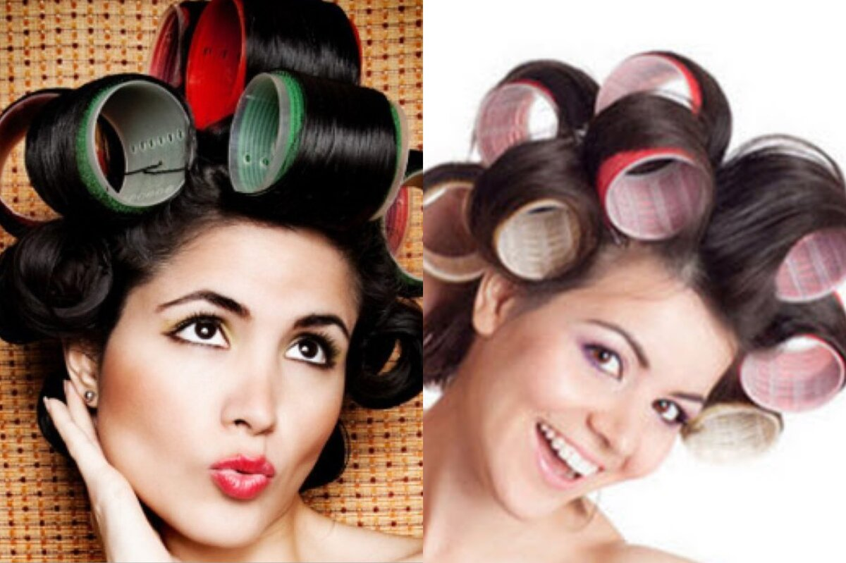 Как накрутить волосы на бигуди-липучки: пошаговая инструкция выполнения укладки, необходимые аксессуары и советы парикмахеров